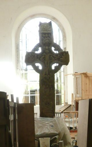 Durrow Cross