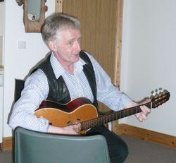 Declan guitar
