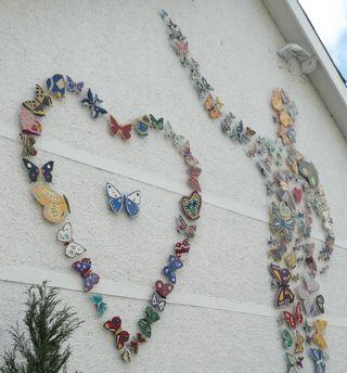 Broughshane butterflies
