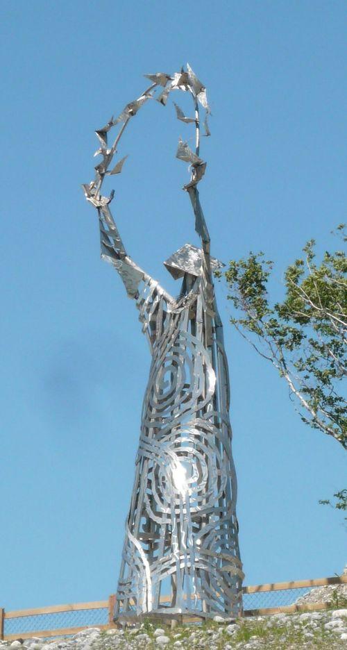 Tullamore  statue