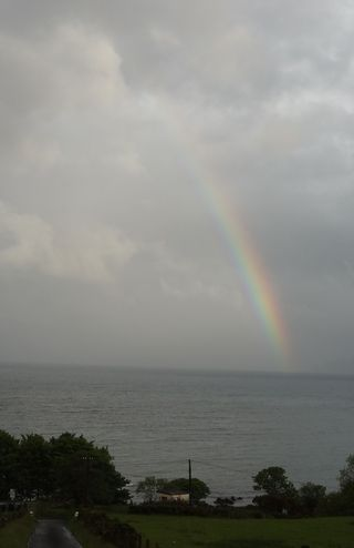 Cushendun Rainbow