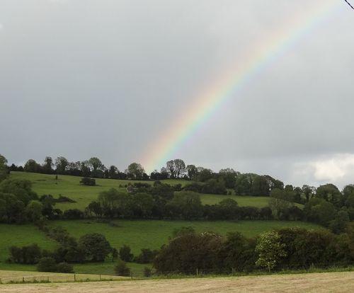 Uisneach rainbow