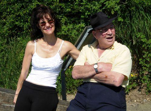 Carol and Mick 2006