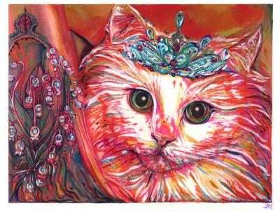 The_cat_princess_by_siamkatze