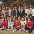 Pam & Chinese Students