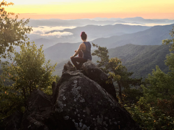 Female+Appalachian+Trail+Solo+Hiker