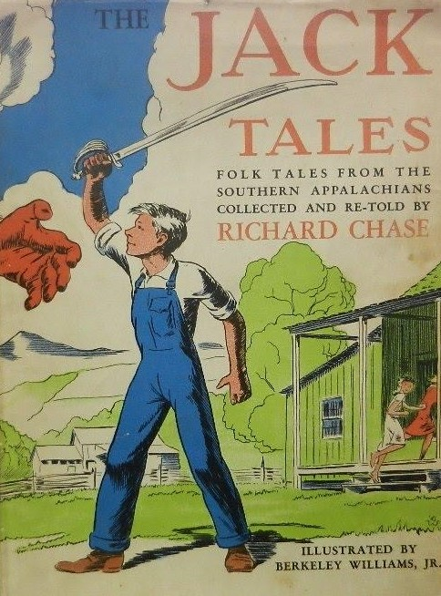 Jack Tales 1st ed cover cropped